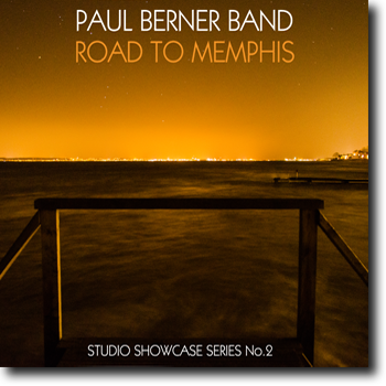 Road to Memphis - Paul Berner Band 20% OFF